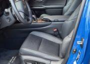 Lexus UX 300e, batallas 111