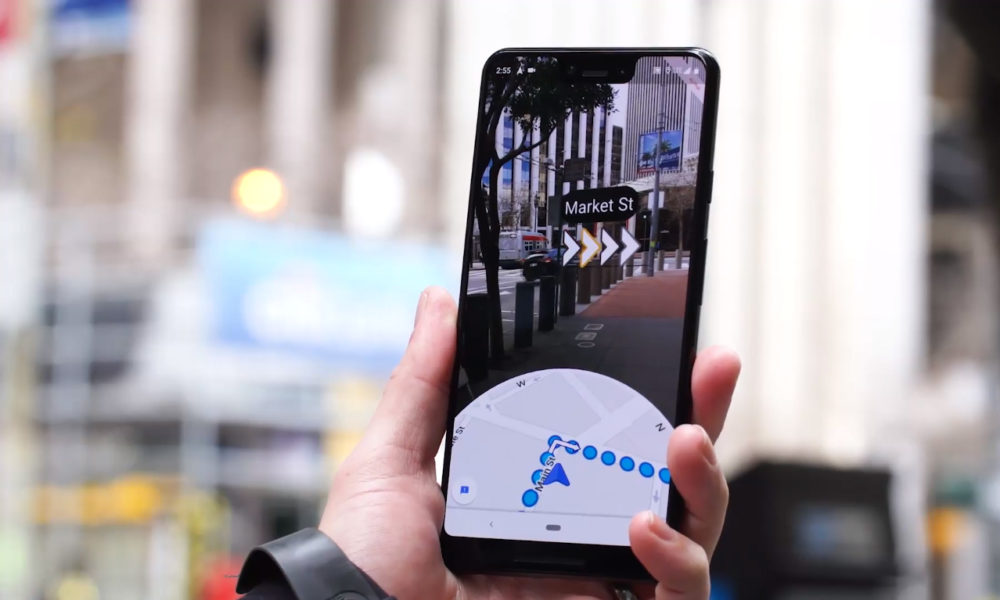 Google Maps: o compartes datos o tendrás funciones limitadas