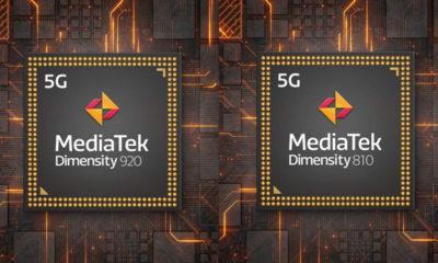 MediaTek Dimensity 920 y Dimensity 810 5G gama media