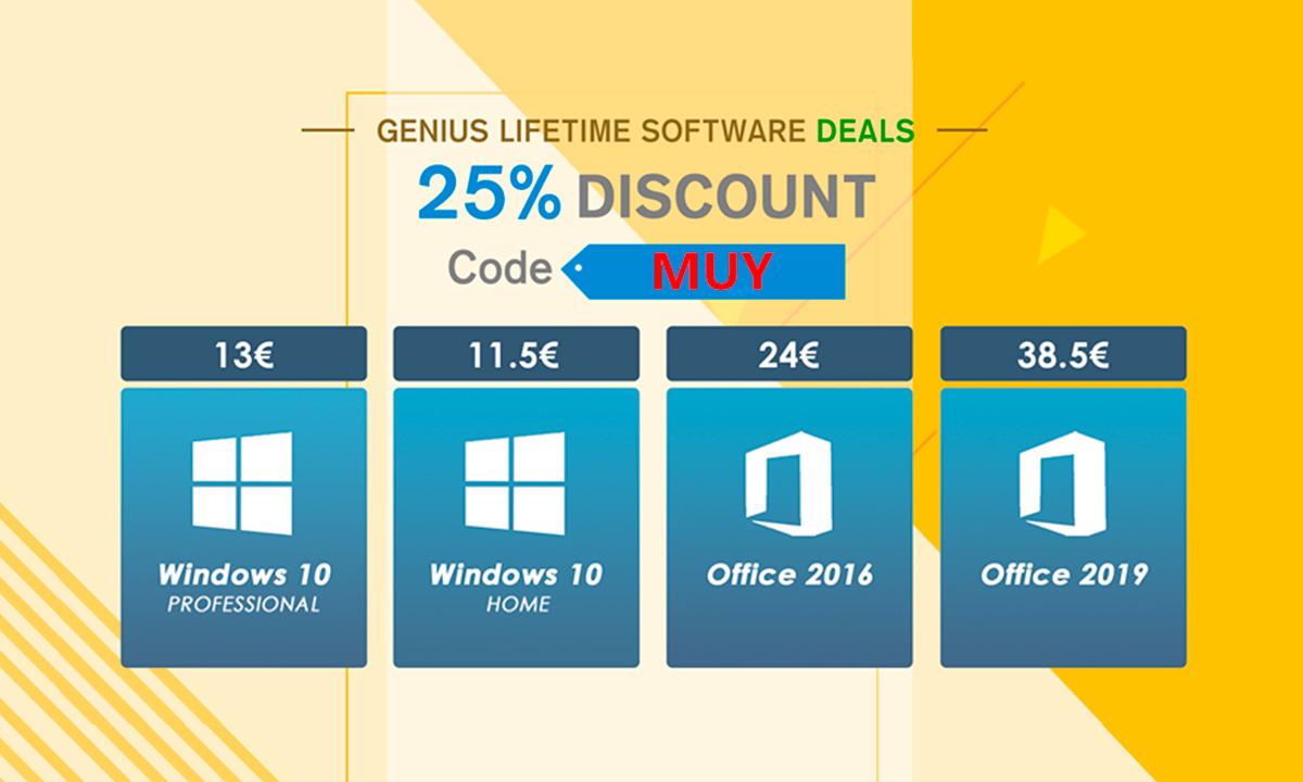 Windows 10 ofertas
