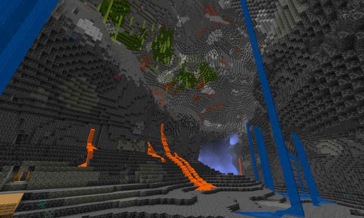 Minecraft 1.18: ya tenemos la cuarta snapshot