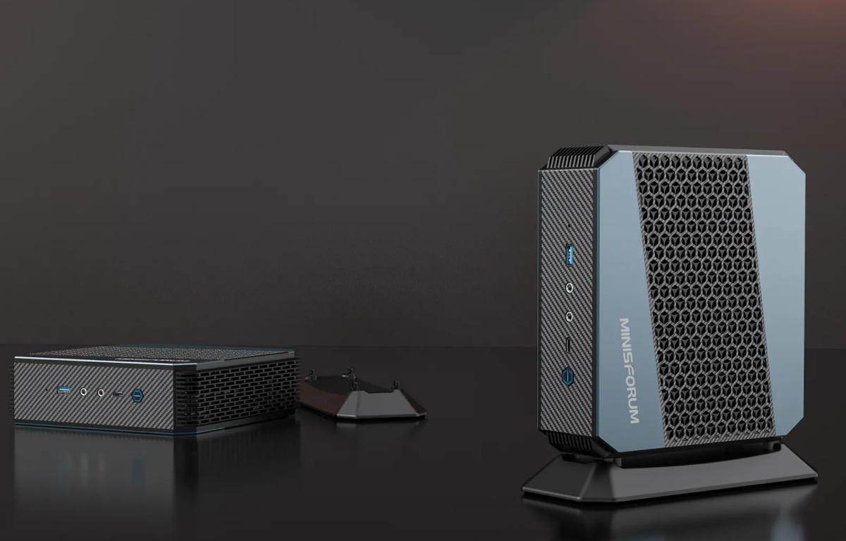 Minisforum EliteMini HX90, un potente mini-PC para los que apuestan por AMD 33