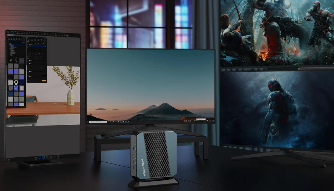 Minisforum EliteMini HX90, un potente mini-PC para los que apuestan por AMD 31