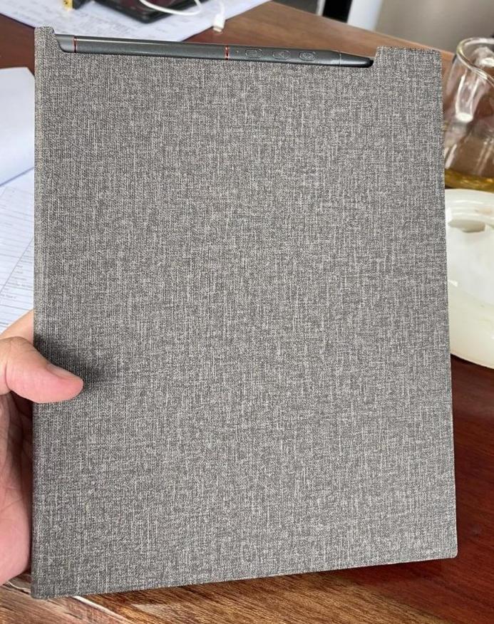 PineNote, un lector de ebook, pero también un tablet Linux 31