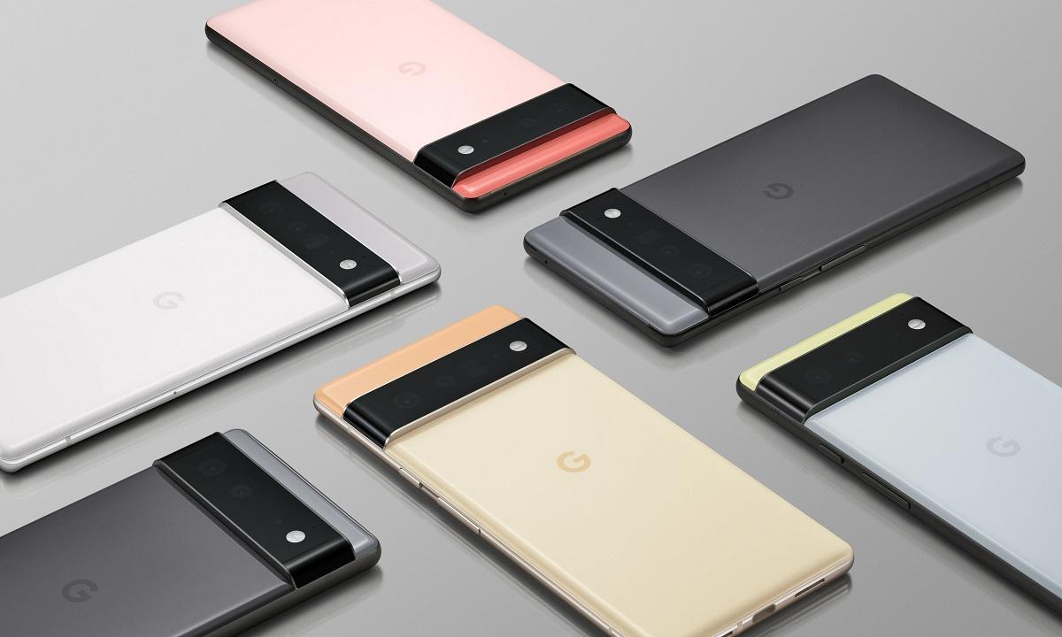 El Pixel 6 podría ser presentado antes que el iPhone 13