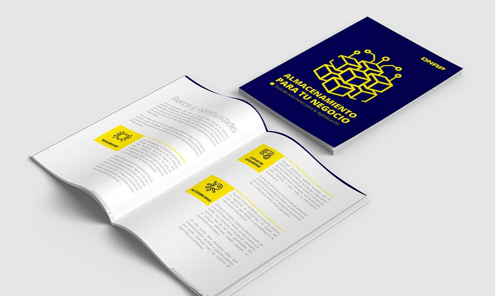 eBook de QNAP