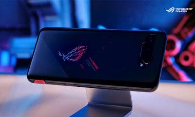 ASUS ROG Phone 5S: Snapdragon 888+ y hasta 24 gigas de RAM