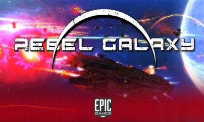 Rebel Galaxy Juegos Gratis Epic Games