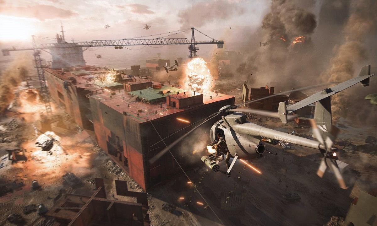 Requisitos de Battlefield 2042