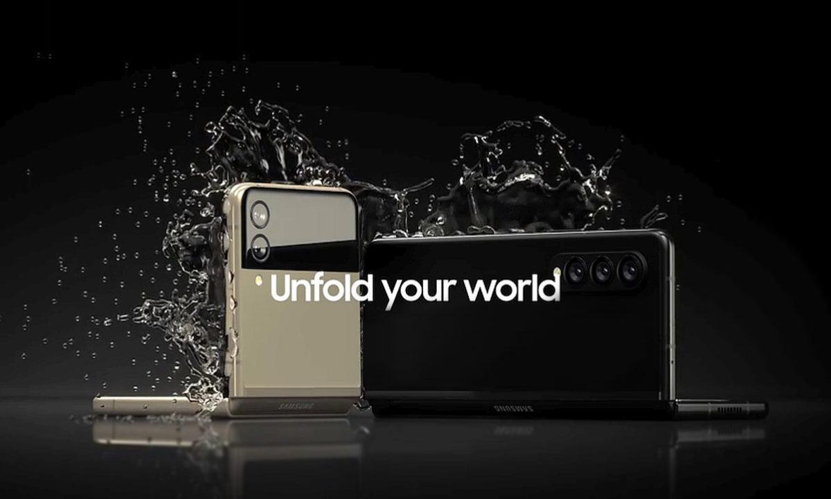 Samsung Galaxy Z Fold3 y Galaxy Flip3 precios