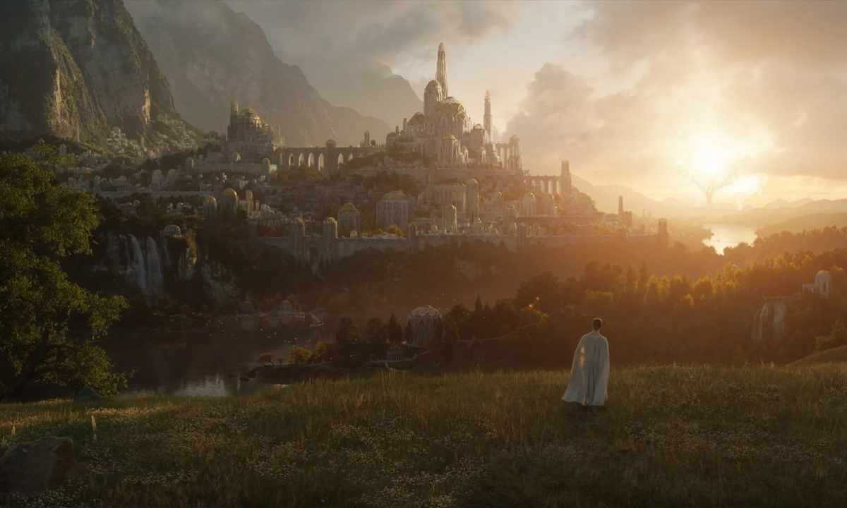 Serie El Señor de los Anillos fecha 2022 Amazon Prime Video