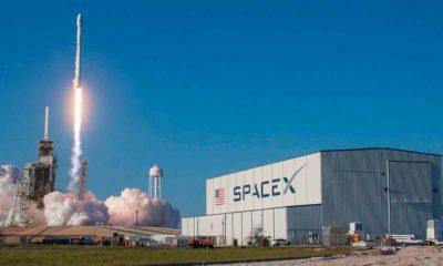 SpaceX llevará publicidad al espacio