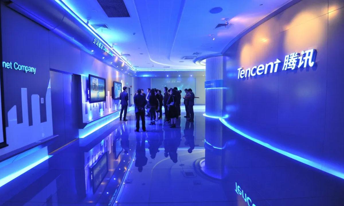 Tencent China controla tiempo de juego