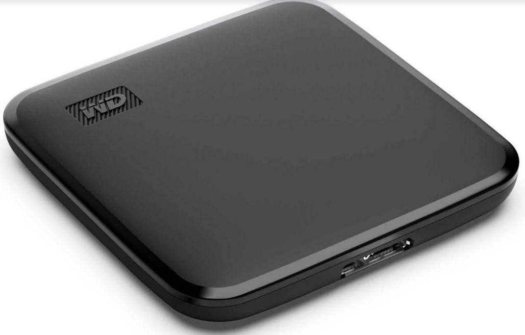 WD Elements SE, un SSD externo que se lleva en un bolsillo 32