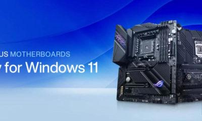Soporte ASUS para Windows11