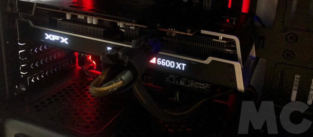 XFX Radeon RX 6600 XT Merc 308, análisis: Abrazando el gaming en 1080p 48