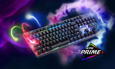 XPG Mage teclado mecánico