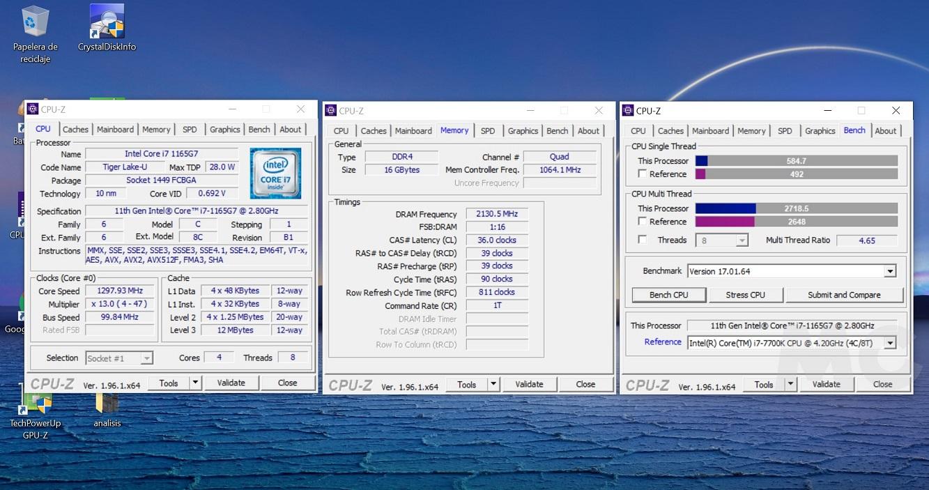 ASUS ZenBook 13 OLED (UX325), análisis: Todo lo que necesitas en tan solo 1,07 kilogramos 45
