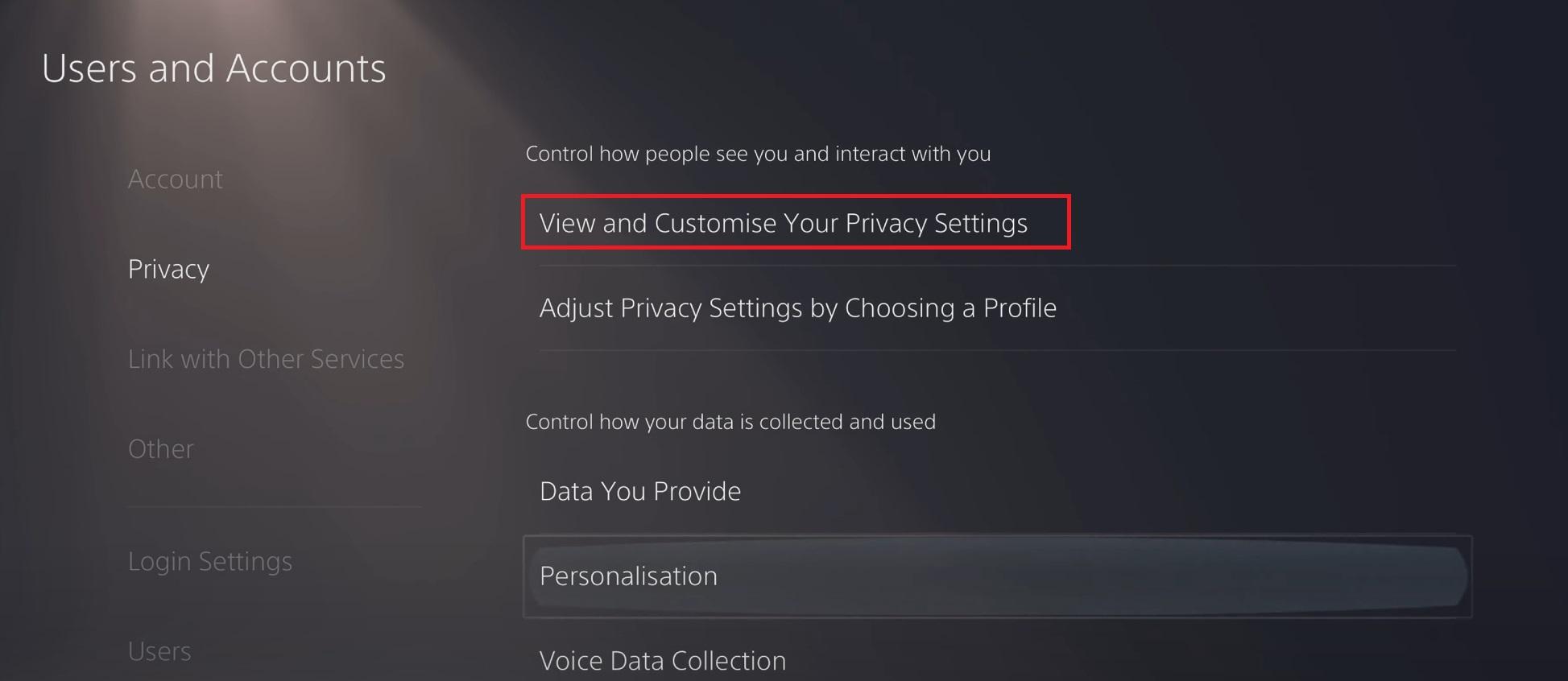Cómo mejorar la privacidad de tu PS5 en unos pocos pasos, y sin esfuerzo 33