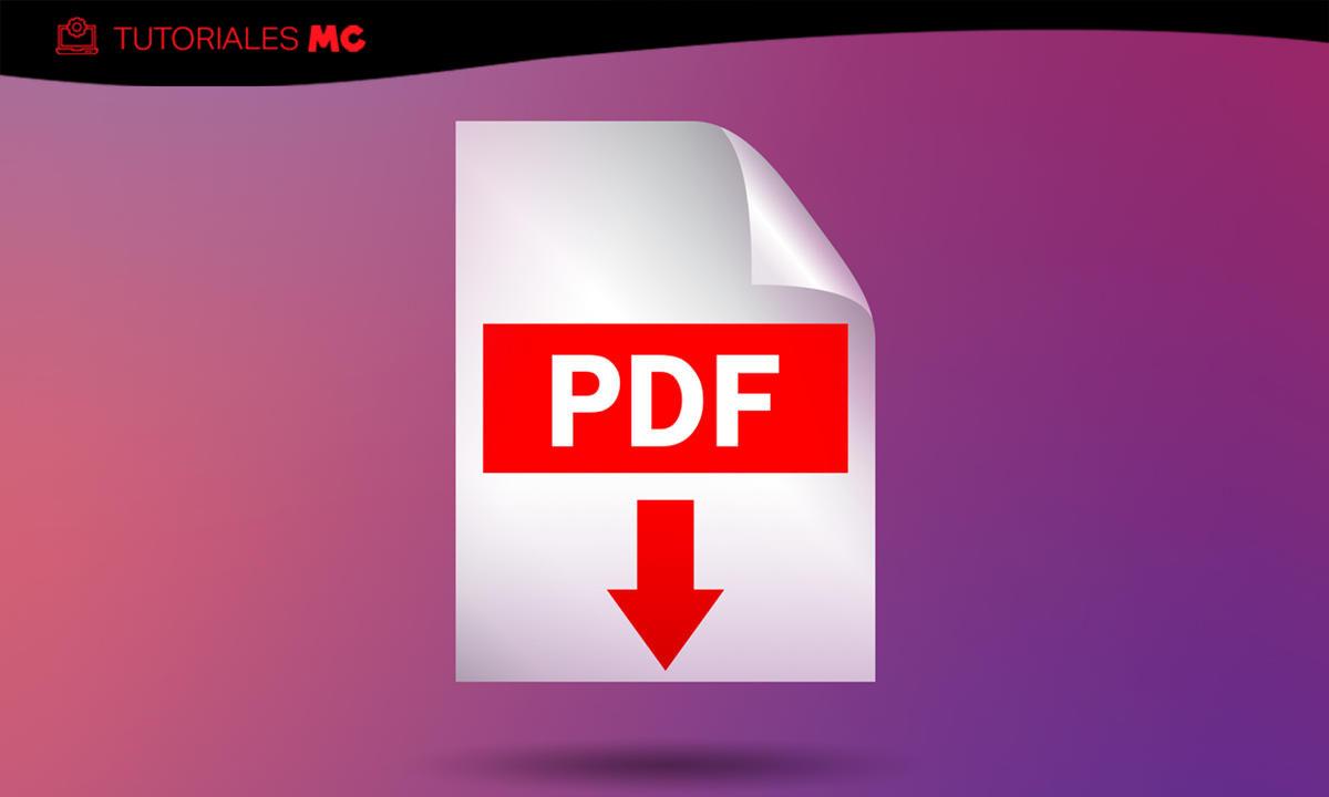 lectores PDF para Windows