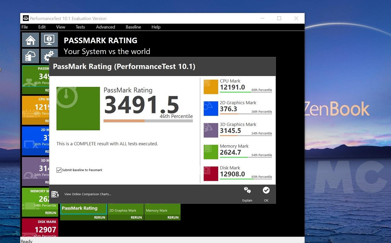 ASUS ZenBook 13 OLED (UX325), análisis: Todo lo que necesitas en tan solo 1,07 kilogramos 55