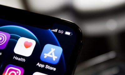 smartphones 4G y 5G