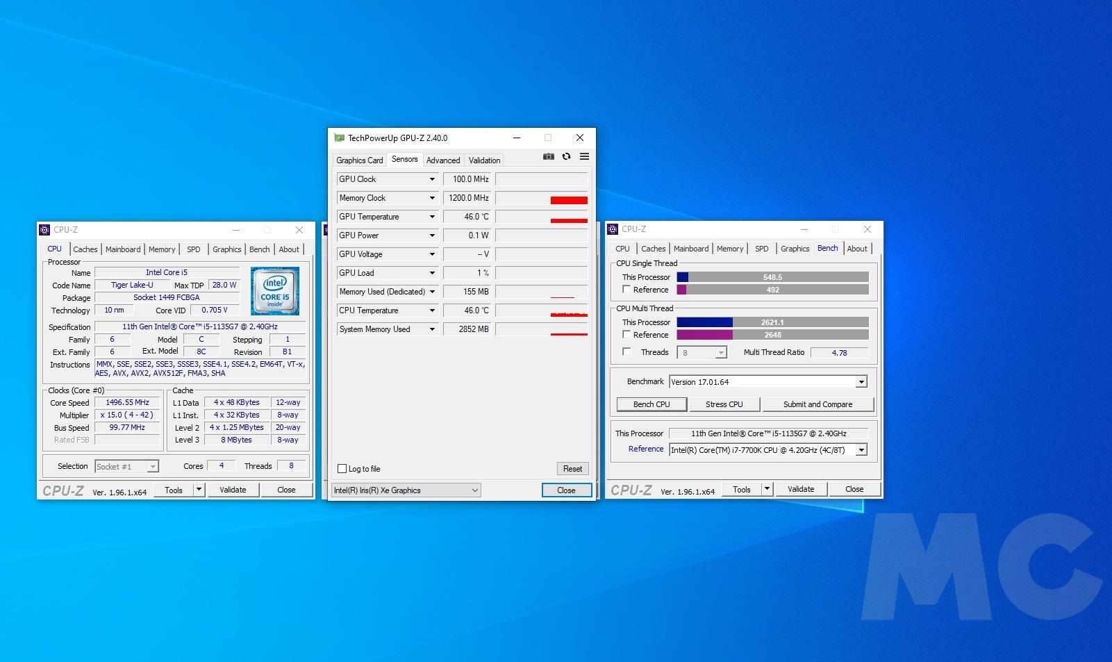 Intel NUC 11, análisis: Un equipo muy potente que cabe en la palma de tu mano 47