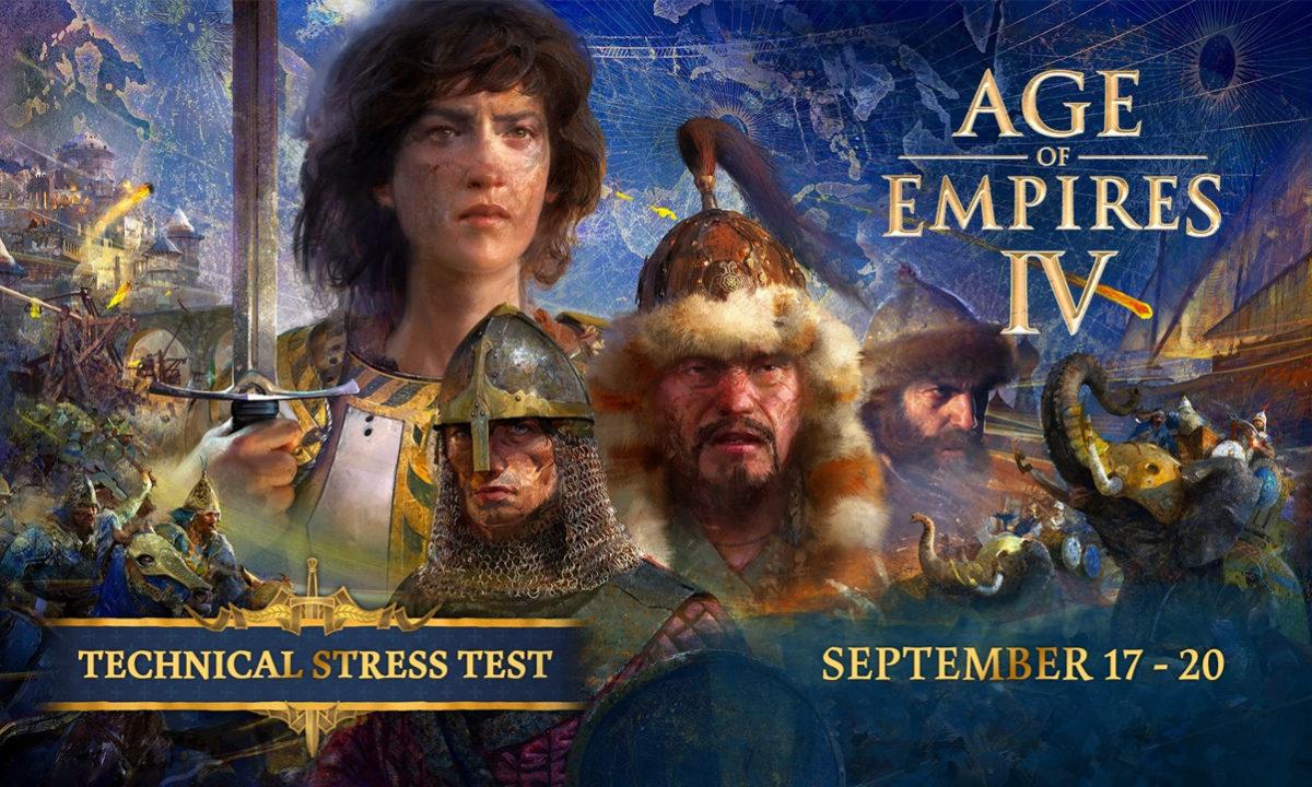 Age of Empires IV tendrá beta abierta durante este fin de semana