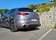 Alfa Romeo Stelvio 2021, sellos 75
