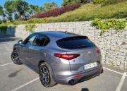 Alfa Romeo Stelvio 2021, sellos 73