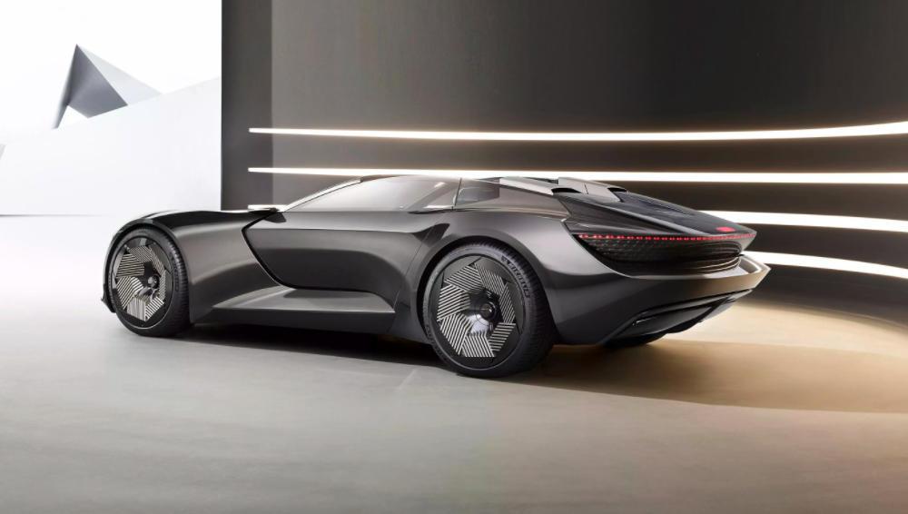 La tecnología entra como un ciclón en los automóviles del Salón de Múnich 44