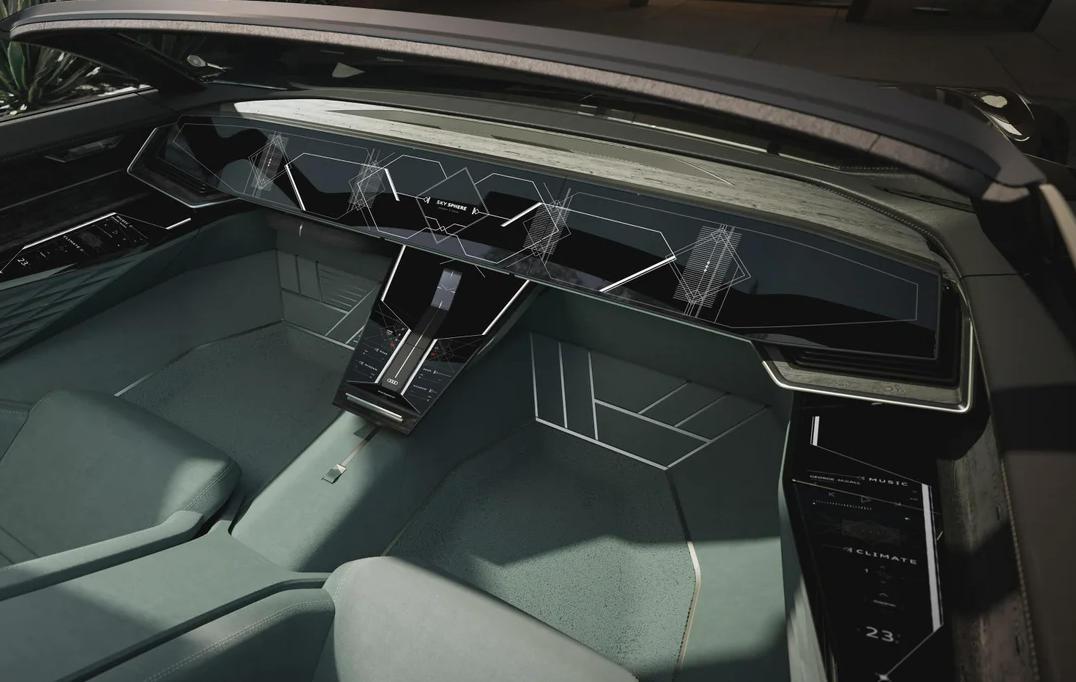 La tecnología entra como un ciclón en los automóviles del Salón de Múnich 46