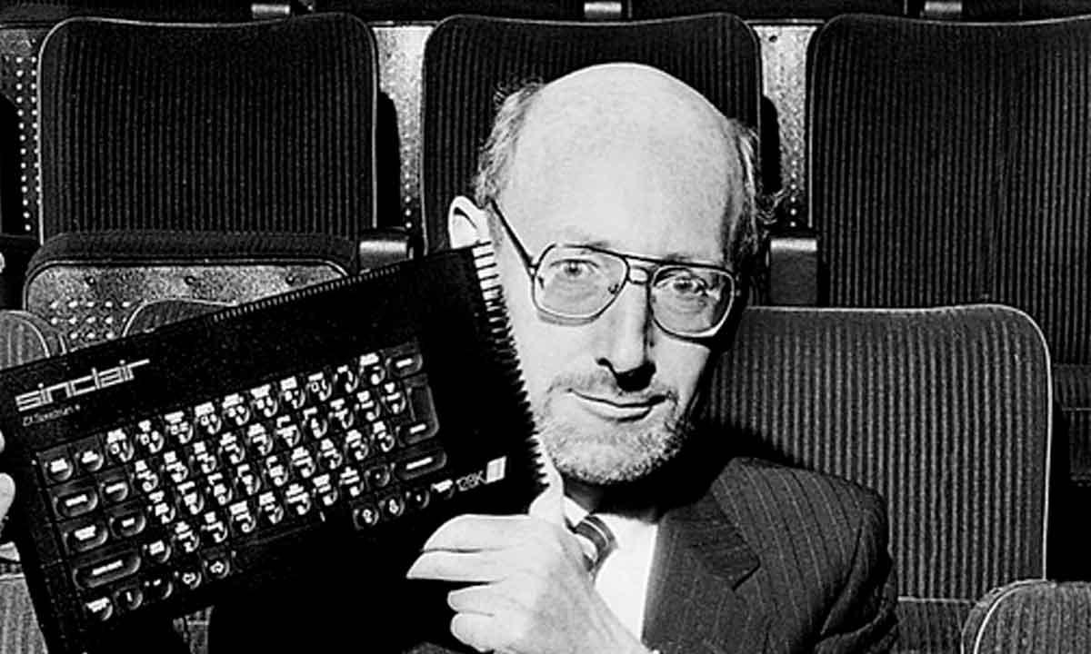 Fallece Sir Clive Sinclair, padre de la informática doméstica