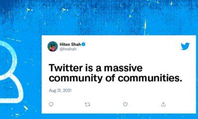 Twitter inicia las pruebas de las comunidades