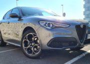 Alfa Romeo Stelvio 2021, sellos 45