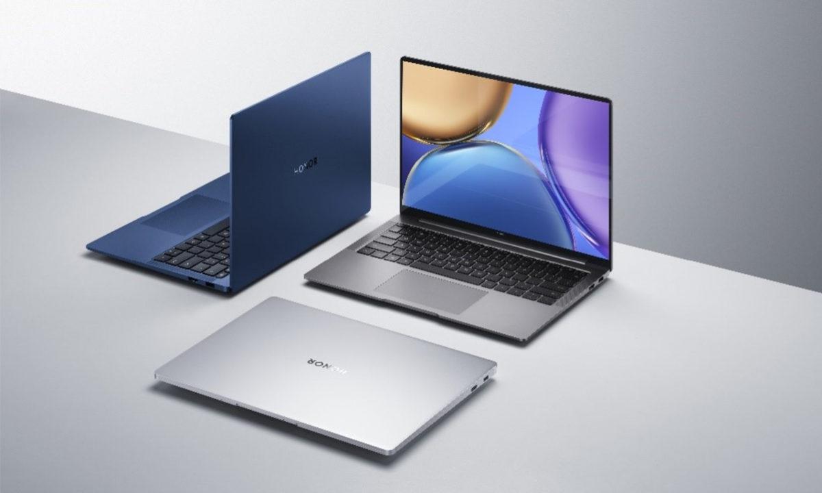 Honor MagicBook V 14 y MagicBook 16 llegan actualizados con Windows 11