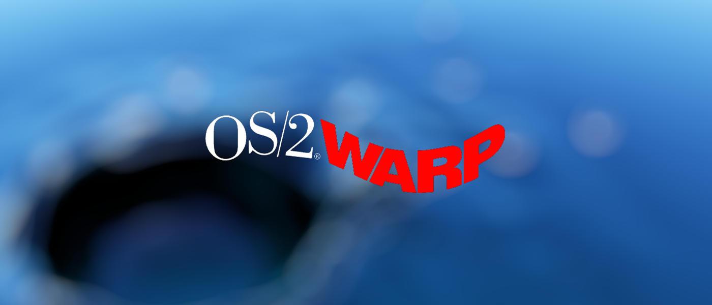 25 años de IBM OS/2 Warp 4, la última batalla contra Windows
