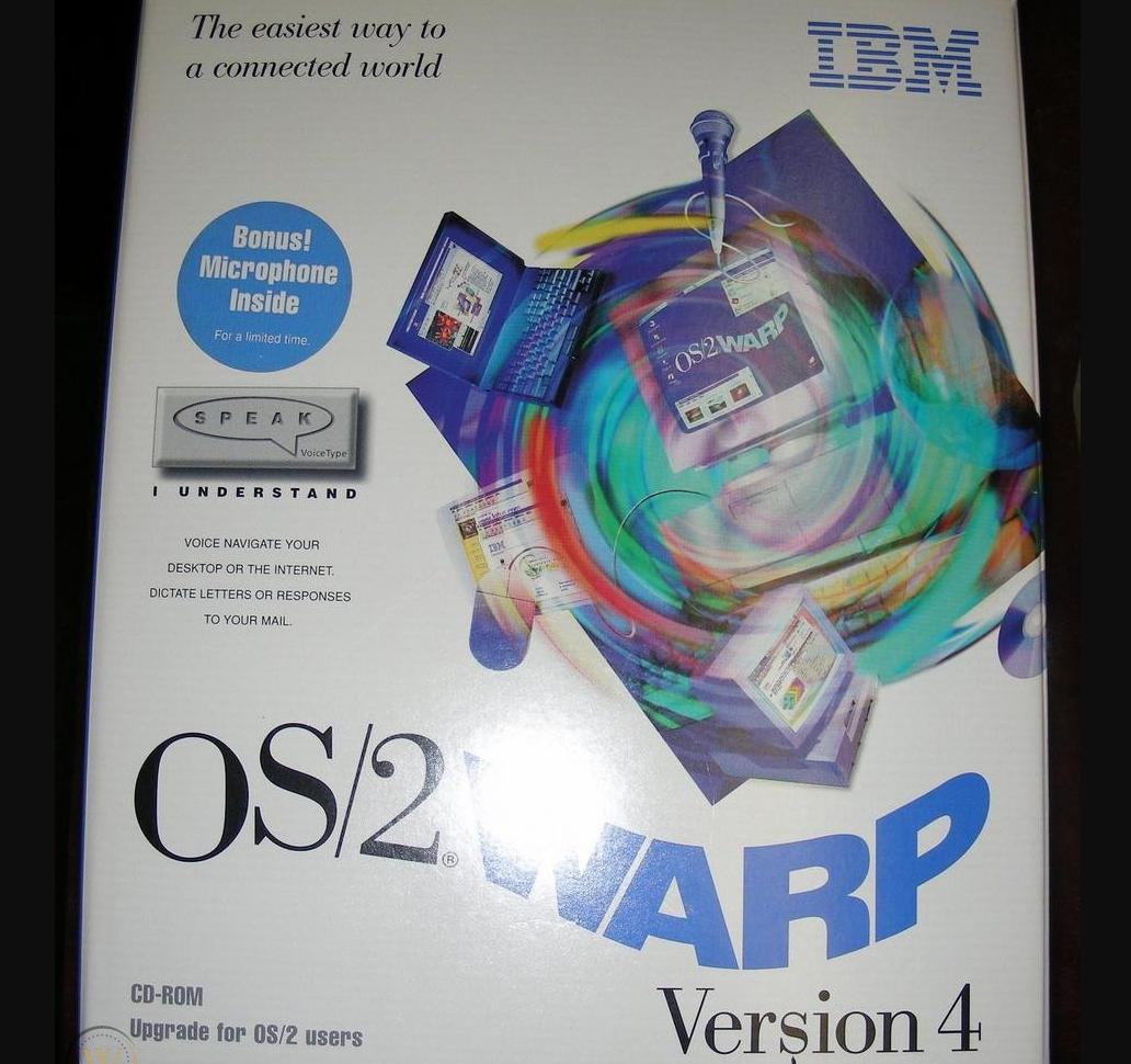 25 años de IBM OS/2 Warp 4, la última batalla contra Windows 29