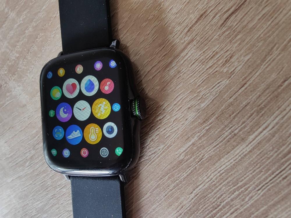 Smartwatch Radiant Las Vegas Premium y Le Baron, análisis 30