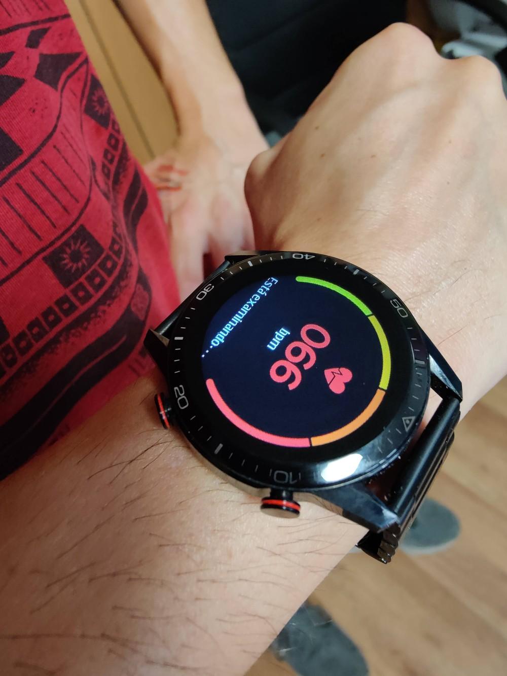 Smartwatch Radiant Las Vegas Premium y Le Baron, análisis 40