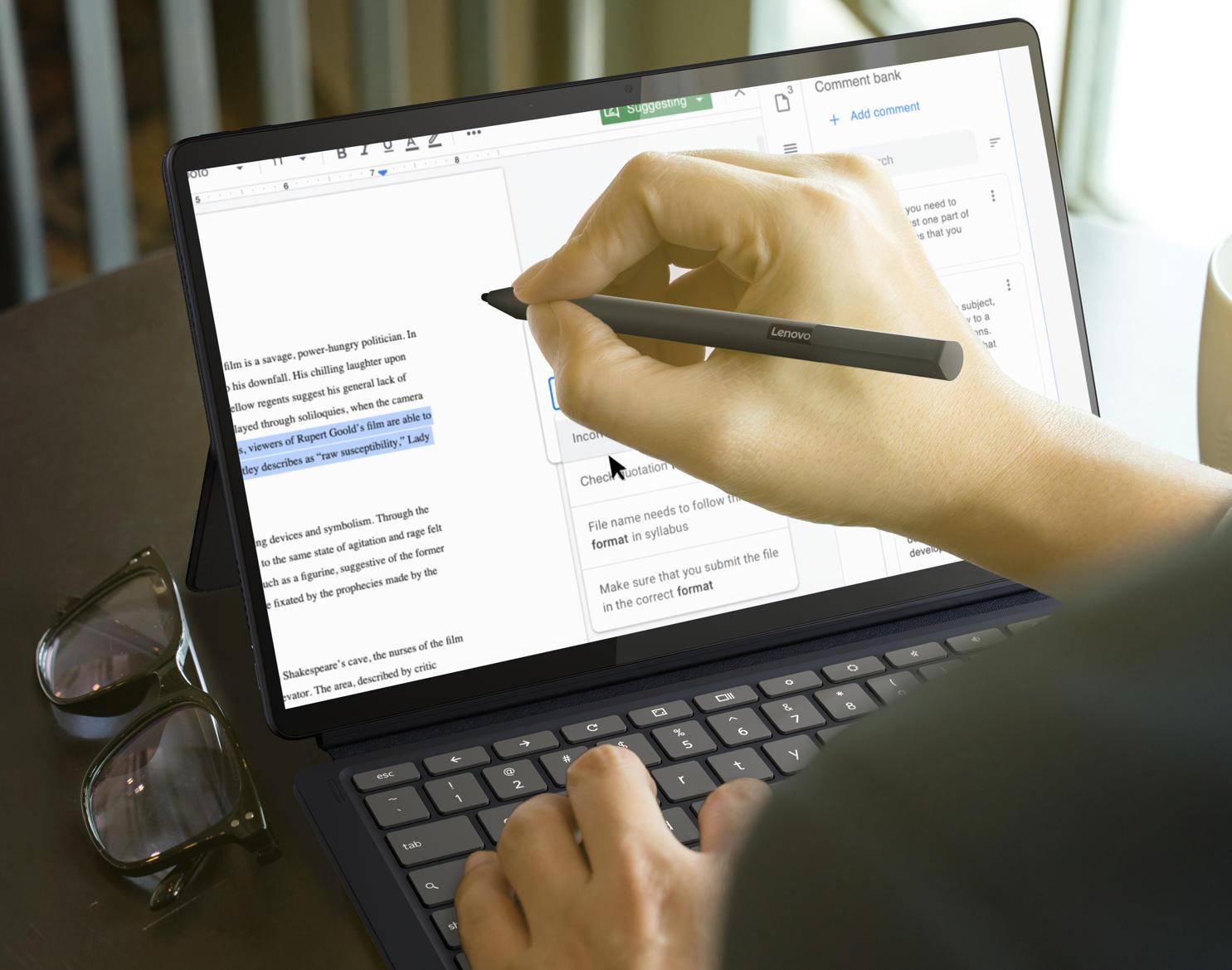 Lenovo IdeaPad Chromebook Duet 5: el mejor 2 en 1 bajo Chrome OS en su rango de precios 31