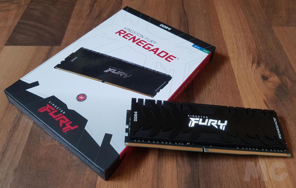 Kingston Fury Renegade, el rendimiento y la estabilidad que necesitas en tus memorias RAM 51