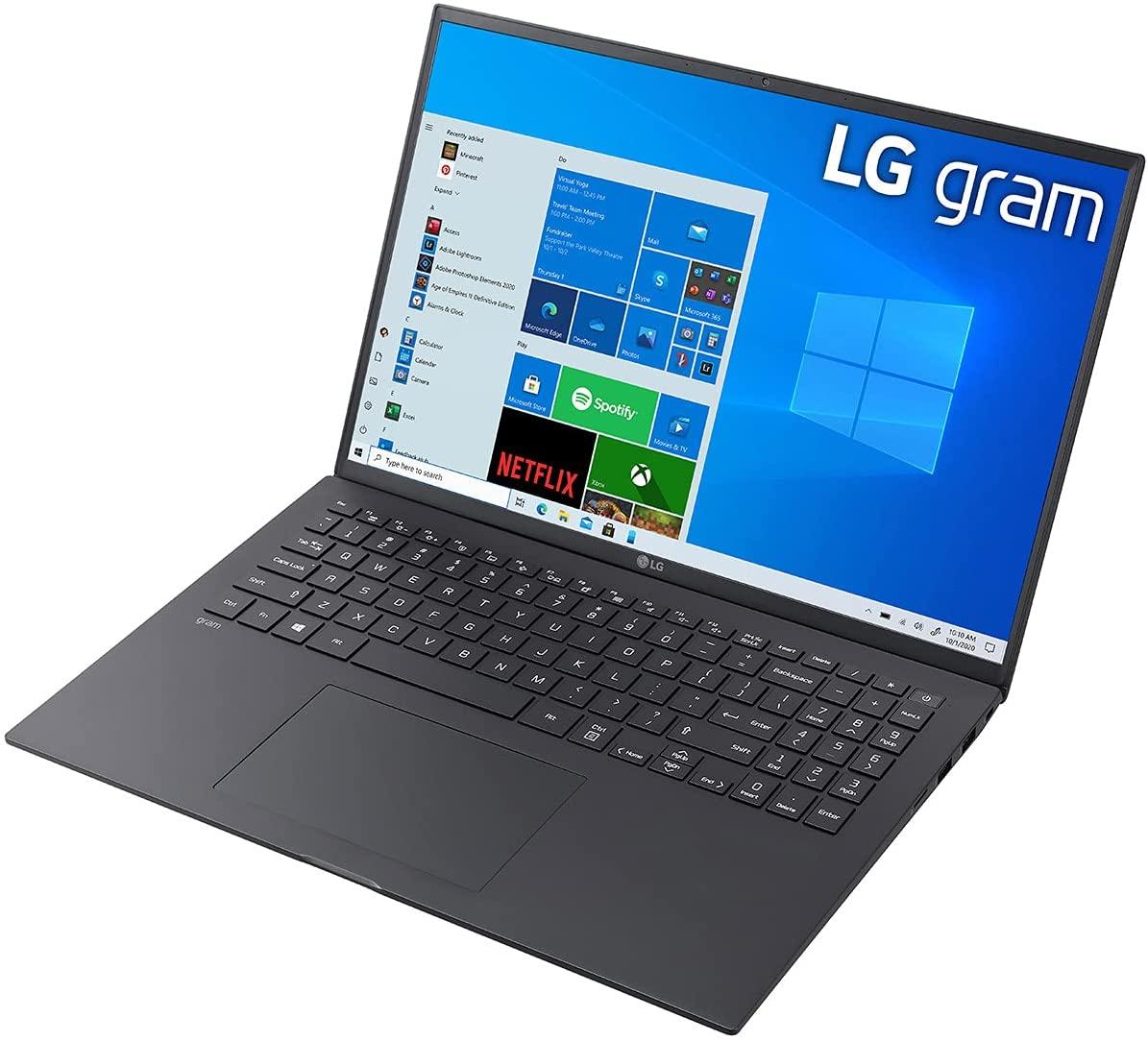 LG Gram 16Z90P, análisis: ligero y autónomo 32