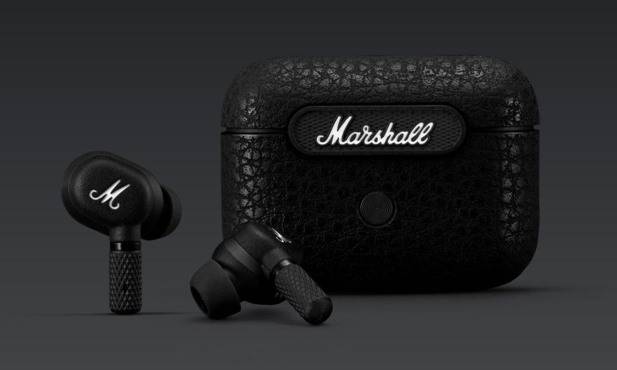 Marshall presenta sus primeros auriculares True Wireless ANC