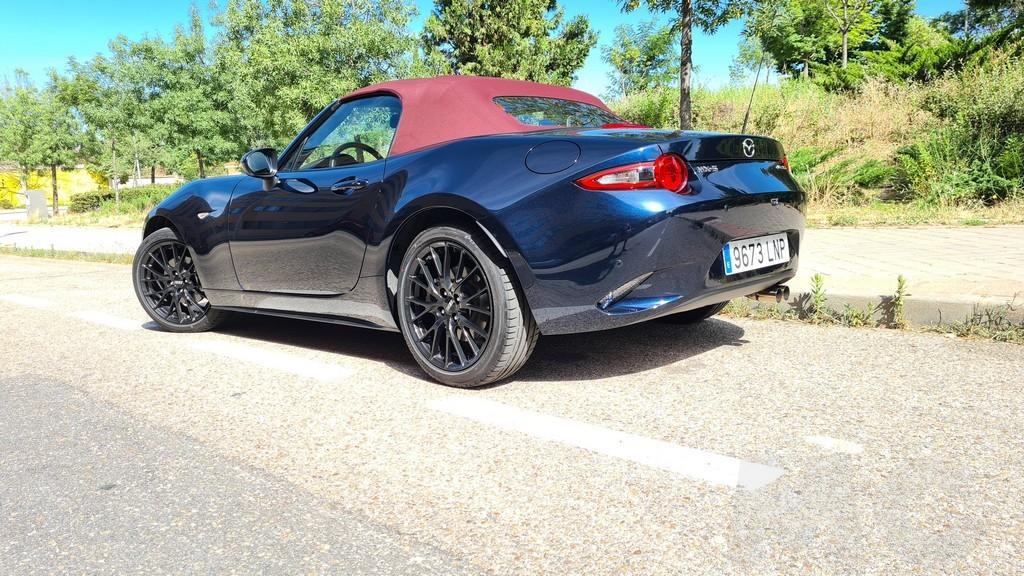 Mazda MX-5, épica 31