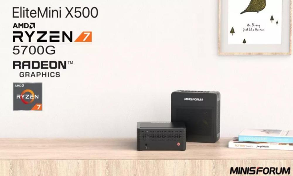 Minisforum EliteMini X500