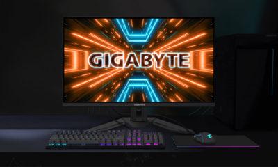 GIGABYTE M32U amplía su familia de monitores gaming al 4K 2