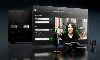 Mejora tus streams, grabaciones y videoconferencias con NVIDIA Broadcast