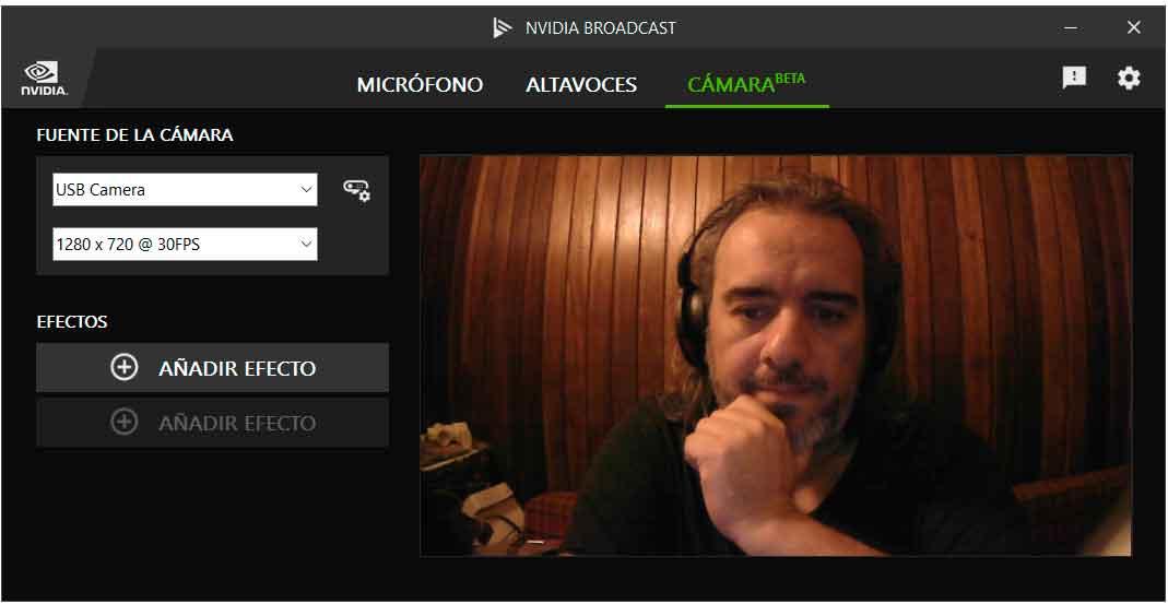 Práctico: NVIDIA Broadcast con OBS Studio