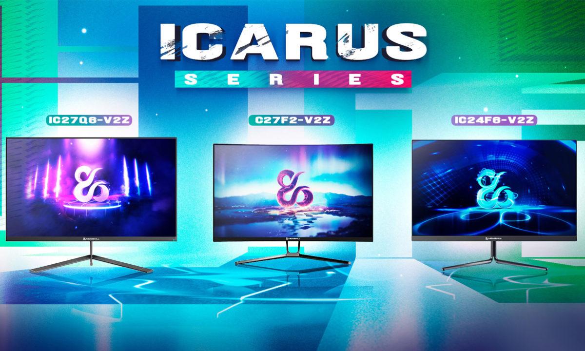 Newskill Icarus monitores gaming